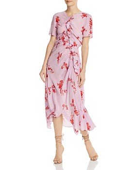 Preen Line - Serelida Smocked Ruffled Dress