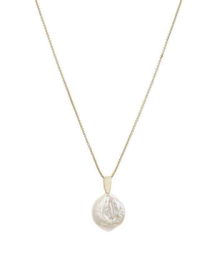 """Kendra Scott - Priscilla Cultured Freshwater Pearl Pendant Necklace, 29"""""""
