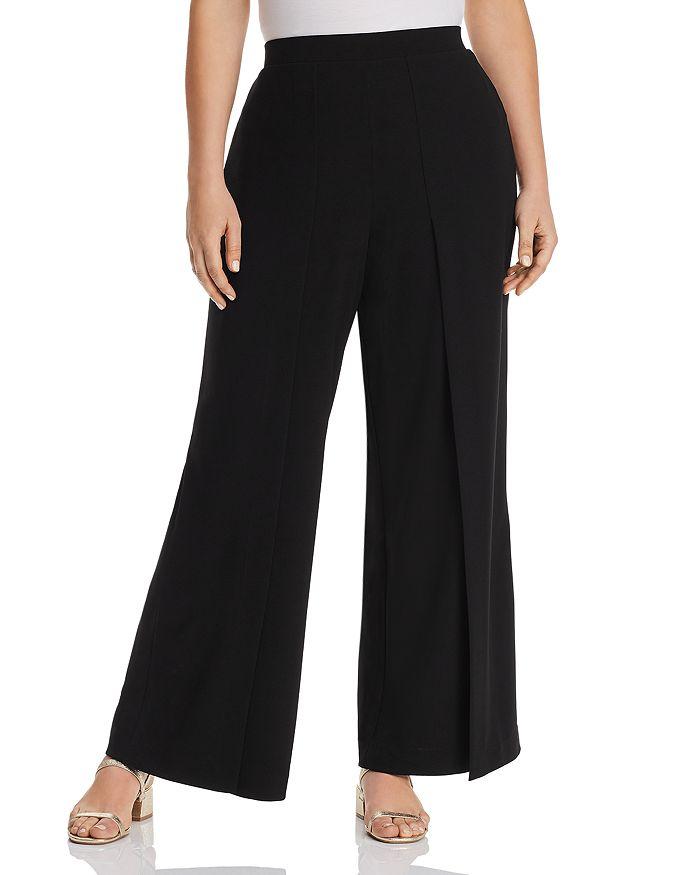 59b759ef41f Maree Pour Toi Plus - Split Wide-Leg Pants