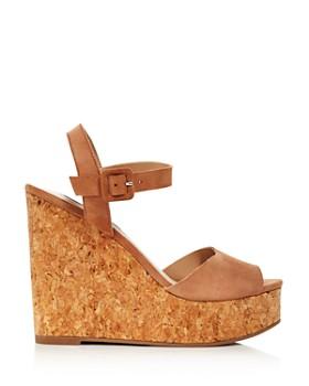 AQUA - Women's Cute Wedge Heel Sandals - 100% Exclusive