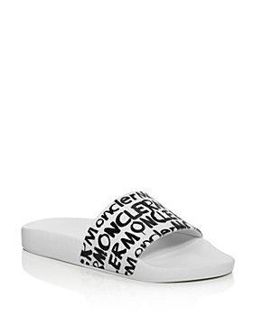 Moncler - Women's Jeanne Logo Slide Sandals
