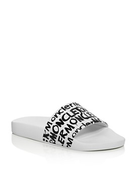 Moncler - Women's Jeanne Logo Slide Sandals