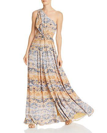 Ramy Brook - Linley One-Shoulder Maxi Dress