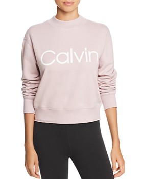 Calvin Klein - Logo French Terry Sweatshirt