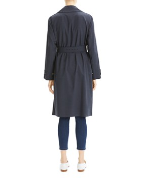 Theory - Military-Style Trench Coat