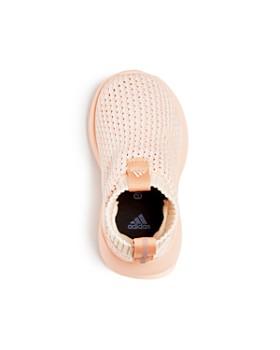 Adidas - Girls' RapidaRun Knit Slip-On Sneakers - Walker, Toddler