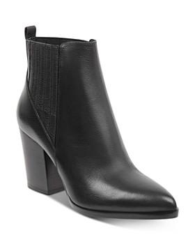 63183fa43528 Women's Designer Booties: Ankle, Flat & More - Bloomingdale's