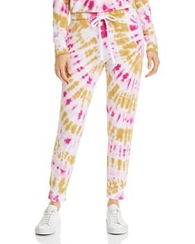 LNA - Ariel Tie-Dyed Sweatpants - 100% Exclusive