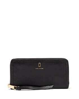 MARC JACOBS - Standard Leather Continental Wallet