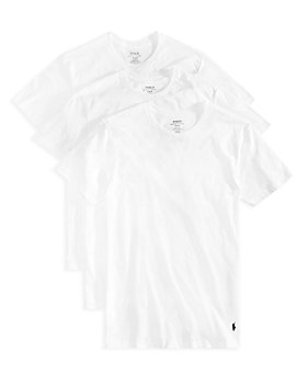 Polo Ralph Lauren - Slim Fit Crewneck Tee, Pack of 3