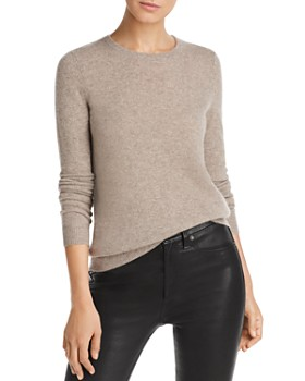 e3fa71b1db5 C by Bloomingdale's - Crewneck Cashmere Sweater - 100% Exclusive ...