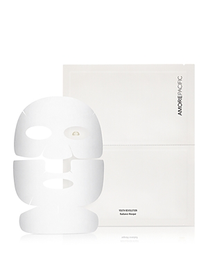 Amorepacific Youth Revolution Radiance Sheet Masques, Set of 6