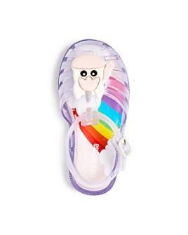 Mini Melissa - Girls' Mini Possession Unicorn Mary-Jane Sandals - Walker, Toddler