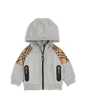 Burberry - Boys' Mini Hamilton Hooded Sweatshirt - Baby