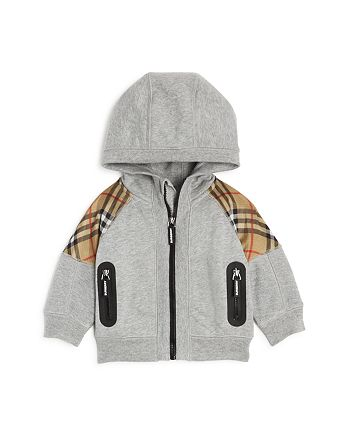 Burberry - Boys' Mini Hamilton Hooded Sweatshirt - Baby