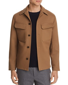 Michael Kors - Bonded Overshirt Jacket - 100% Exclusive