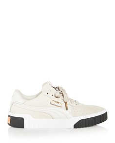 PUMA - Women's Cali Low-Top Sneakers
