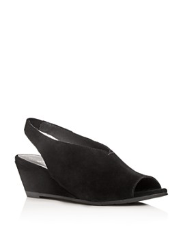 Eileen Fisher - Women's Clay Slingback Wedge Sandals