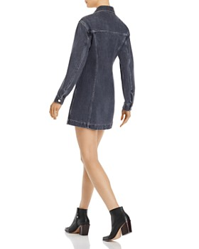 Helmut Lang - Femme Denim Mini Dress