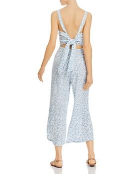 Faithfull the Brand - Marija Wide-Leg Floral-Print Jumpsuit
