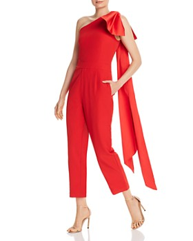O.P.T - Maza One-Shoulder Jumpsuit
