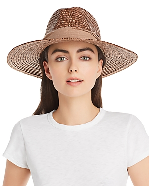 Ale By Alessandra ALE BY ALESSANDRA SOLANGE STRAW SUN HAT