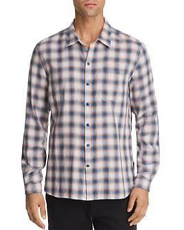 John Varvatos Star USA - Neil Reversible Plaid Regular Fit Shirt