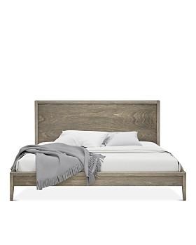 Huppé - Edmond Wood Platform Bed Collection