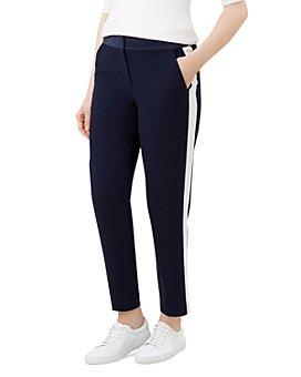 HOBBS LONDON - Tamia Side-Stripe Pants