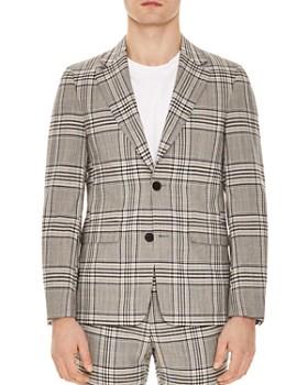 Sandro - Formal Wales Slim Fit Suit Jacket