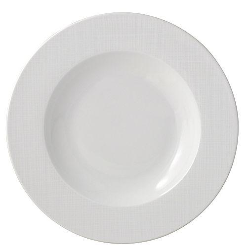 Bernardaud - Organza Rim Soup Bowl