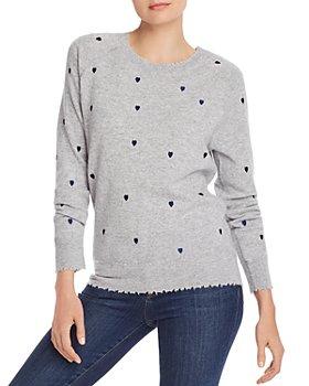 Aqua Sweater Bloomingdale's