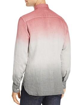 Z Zegna - Ombré Regular Fit Button-Down Shirt - 100% Exclusive