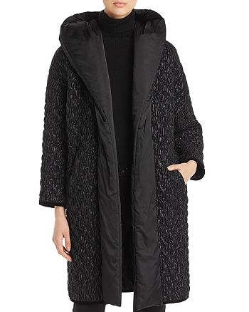 Herno - Signature Reversible Belted Wrap Puffer Coat