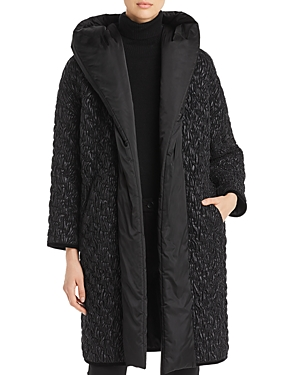 Herno Signature Reversible Belted Wrap Puffer Coat-Women