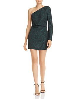 Bec & Bridge - Animale Fever Silk Mini Dress