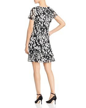 KARL LAGERFELD Paris - Floral-Print Sheath Dress