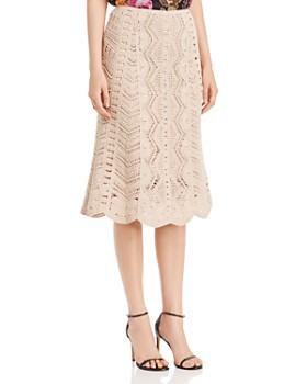 Kobi Halperin - Loni Crochet Skirt
