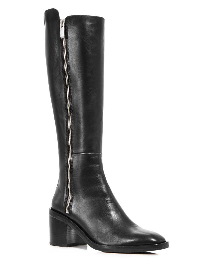 3.1 Phillip Lim Women's Alexa Block-Heel Boots    Bloomingdale's