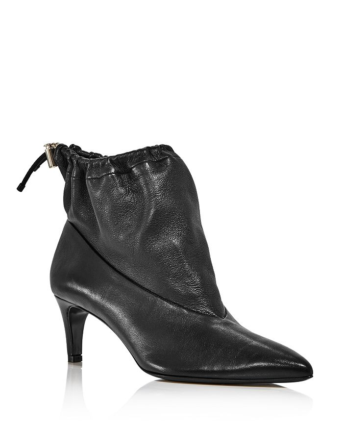 3.1 Phillip Lim - Women's Esther 60 Leather Slouch Booties