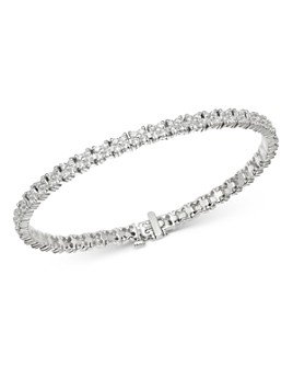 Bloomingdale's - Diamond Tennis Bracelet in 14K White Gold, 2.50 ct. t.w. - 100% Exclusive