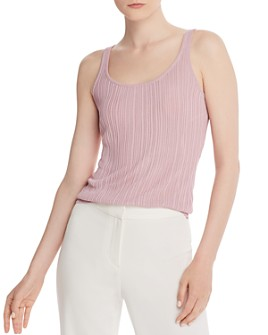 Theory - Fitted Knit Tank