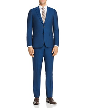Paul Smith - Solid Wool & Mohair Slim Fit Suit - 100% Exclusive