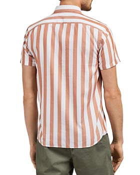Ted Baker - Marki Striped Slim Fit Shirt