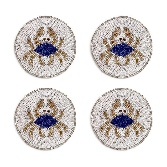 Joanna Buchanan - Crab Coasters, Set of 4
