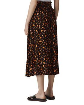 c96ccfc4d6 ... Whistles - Aster Floral Midi Skirt