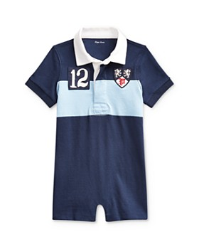 Ralph Lauren - Boys' Rugby Polo Shortall - Baby