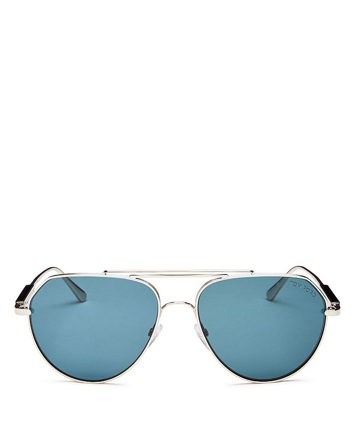Tom Ford - Men's Andes Aviator Sunglasses, 61mm