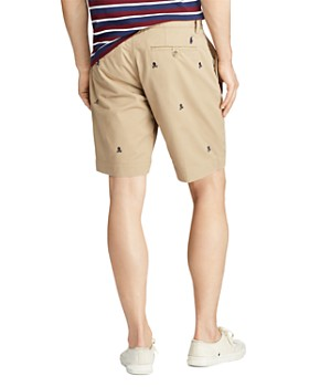 Polo Ralph Lauren - Classic Fit Embroidered Shorts