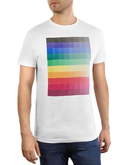 Vestige - Rainbow Pixels Graphic Tee